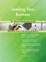 Leading Your Business The Ultimate Step-By-Step Guide