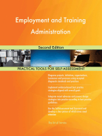 Employment and Training Administration Second Edition