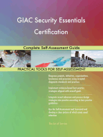 GIAC Security Essentials Certification Complete Self-Assessment Guide