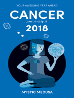 Mystic Medusa: Cancer 2018