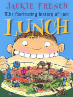 The Fascinating History of Your Lunch