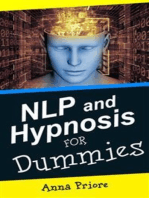 NLP and HYPNOSIS for DUMMIES