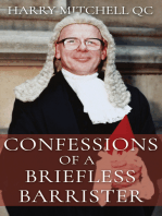 Confessions of a Briefless Barrister