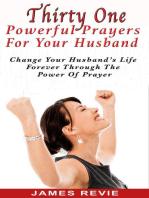 ThirtyOne Powerful Prayers for Your Husband