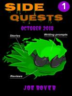 October 2018 (Side Quests eZine, #1)