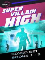 The Supervillain High Boxed Set