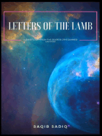 Letters of the Lamb