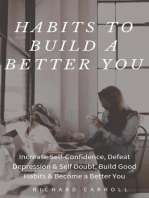 Habits To Build a Better You