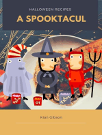 A Spooktacular Halloween Cookbook
