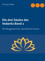 Die drei Säulen des Vedanta Band 2