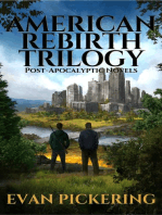 American Rebirth Trilogy: Post-Apocalyptic Novels: American Rebirth