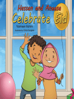 Hassan and Aneesa Celebrate Eid