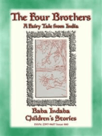 THE FOUR BROTHERS - A Children's Story from India