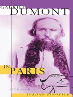 Gabriel Dumont in Paris