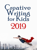Creative Writing for Kids 2019