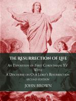 The Resurrection of Life