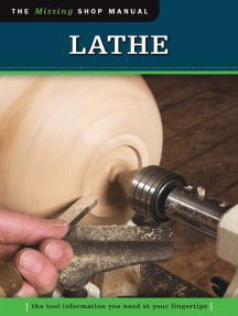 Lathe (Missing Shop Manual)