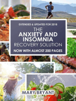 The Anxiety And Insomnia Recovery Solution