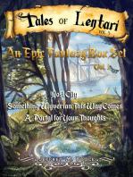 Tales of Lentari Box Set, Vol. 1.