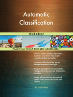 Automatic Classification Third Edition