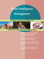 Threat Intelligence Management A Clear and Concise Reference