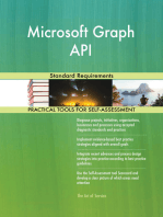 Microsoft Graph API Standard Requirements