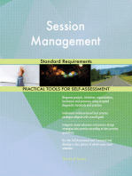 Session Management Standard Requirements