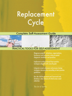 Replacement Cycle Complete Self-Assessment Guide