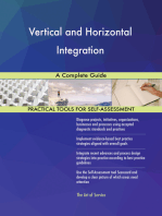 Vertical and Horizontal Integration A Complete Guide