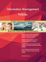 Information Management Policies A Clear and Concise Reference