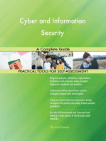 Cyber and Information Security A Complete Guide