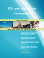 ECM enterprise content management Second Edition