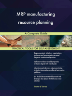 MRP manufacturing resource planning A Complete Guide