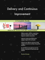 Delivery and Continuous Improvement A Complete Guide
