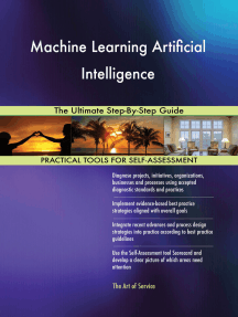Machine Learning Artificial Intelligence The Ultimate Step-By-Step Guide