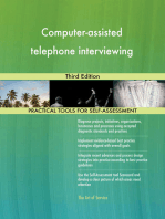 Computer-assisted telephone interviewing Third Edition