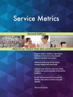 Service Metrics Second Edition