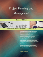 Project Planning and Management Second Edition