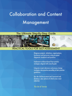 Collaboration and Content Management The Ultimate Step-By-Step Guide