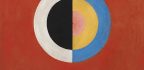The First Abstract Painter Was a Woman