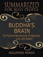 Buddha's Brain - Summarized for Busy People