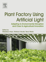 Plant Factory Using Artificial Light