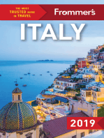 Frommer's Italy 2019