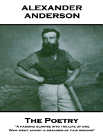 The Poetry Of Alexander Anderson