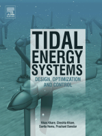 Tidal Energy Systems: Design, Optimization and Control