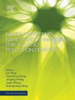 Nanohybrid and Nanoporous Materials for Aquatic Pollution Control