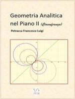 Geometria Analitica nel Piano II (Circonferenza)