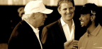 How I Came to Interview Donald Trump About Tiger Woods