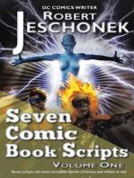 Seven Comic Book Strips Volume 1