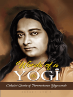 Words of a Yogi